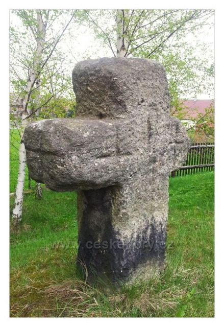 Smírčí kříž v Raspenavě