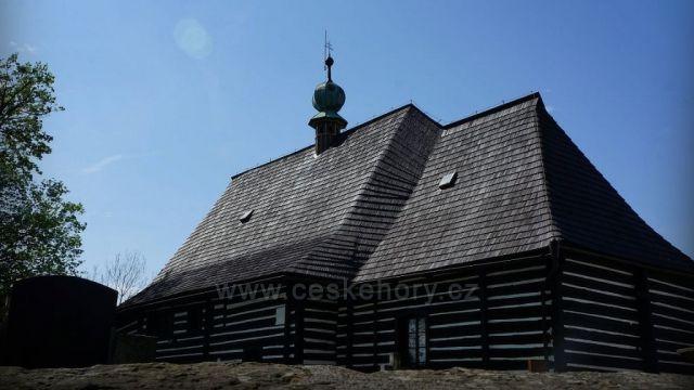 slavoňovský kostelík