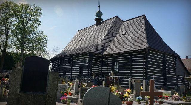 kostelík Slavoňov
