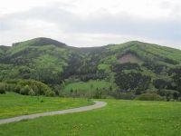 Hostýnské vrchy-cesta Grapy-Rusava