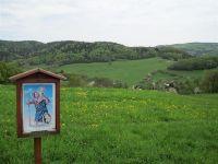 Hostýnské vrchy-po cestě Grapy-Rusava