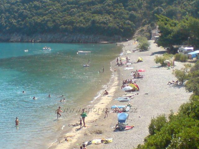 pláž Divna