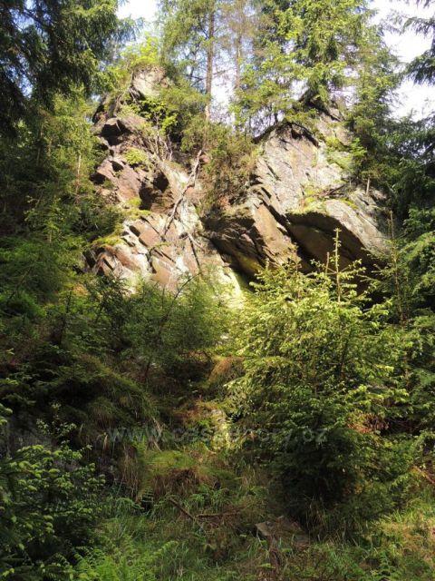 Prunéřovské údolí u Výsluní