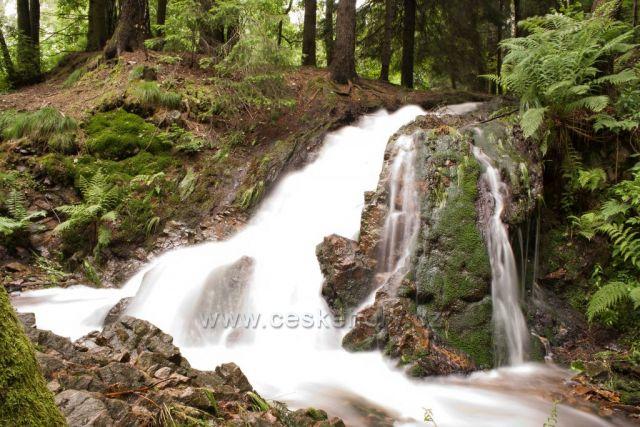 Vojnoměstský vodopád
