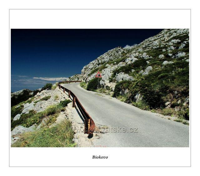 Chorvatsko - Biokovo