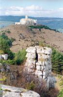 Dreveník a Spišský hrad