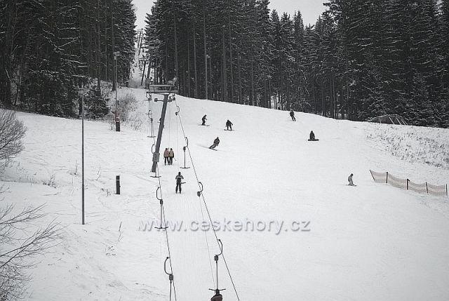 Ski Areál RAZULA Velké Karlovice-Beskydy Zlínský kraj