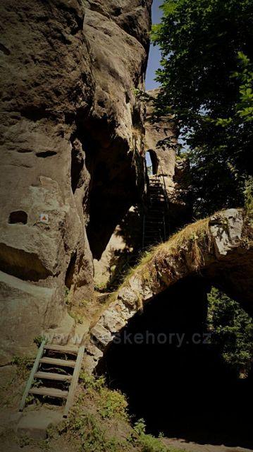 hrad Skály