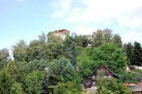 Jestřebí - Hrad