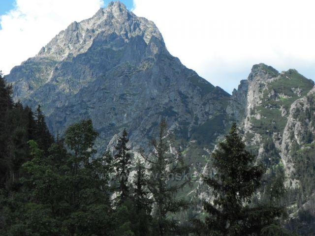 Prostredný hrot 2441m n.m.