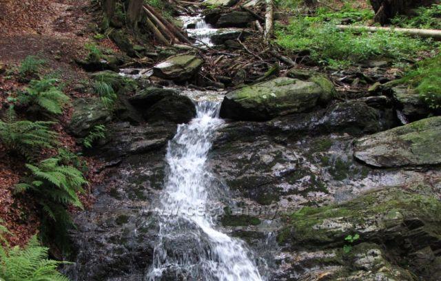 Vxsoký vodopád