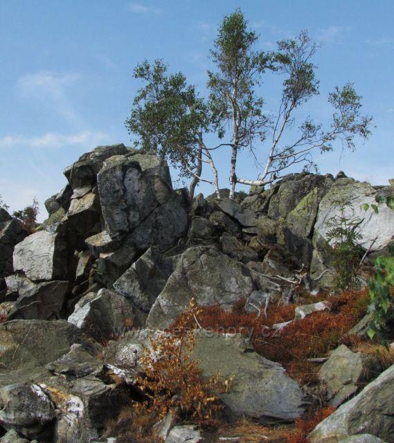 Bílé kameny - Skřítek