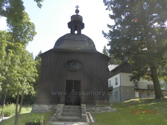 kostelík karlová studánka