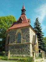 kaple sv. Alžběty v Harrachově