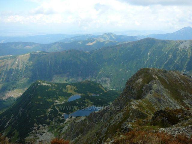 Výhled z Hrubej kopy
