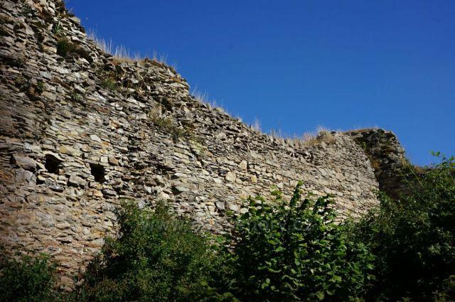 Lanšperk - zřícenina hradu