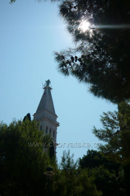 Rovinj kaple