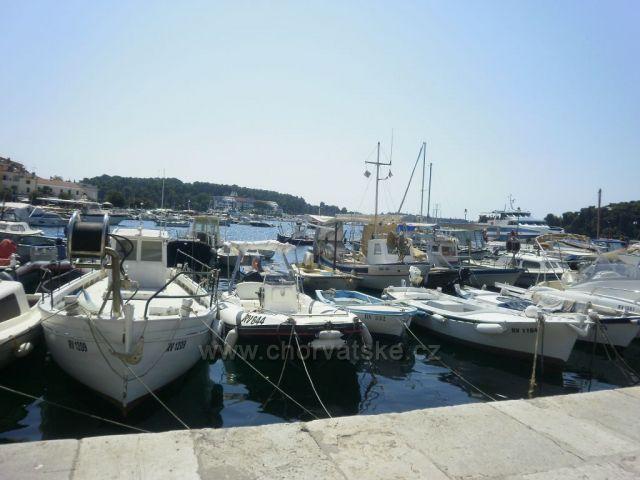 Istrie - Rovinj a kemp Polari