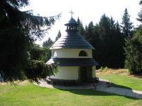 Kaplička sv.Antonína Paduánského - Javorník Autor:Marcela Zajíčková       České hory