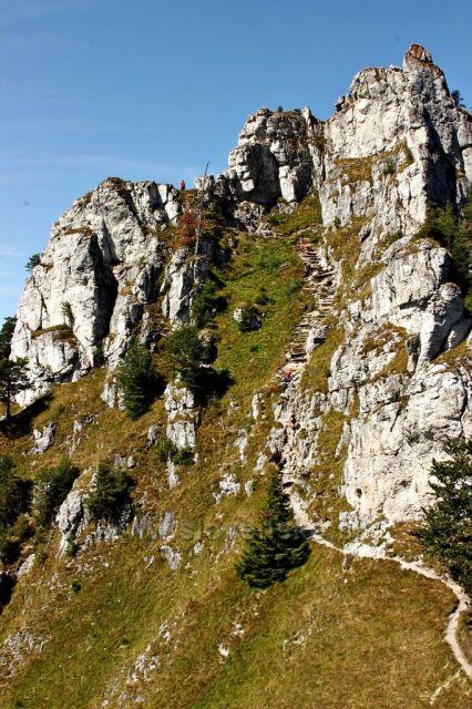 Ostrá (1247 m.n.m.), Velká Fatra