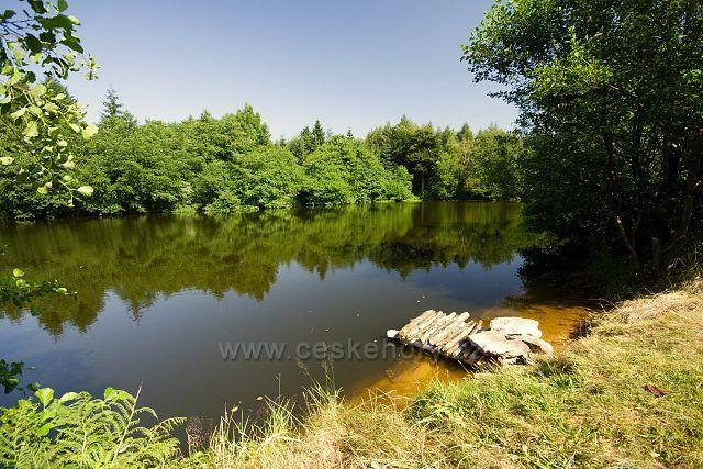 Dřevařský rybník