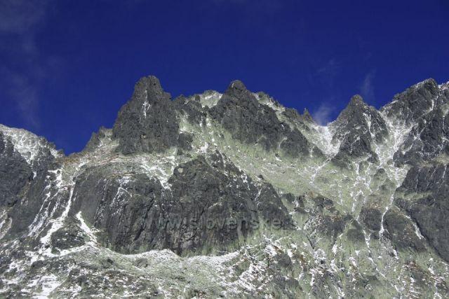 Tatranské hřebeny