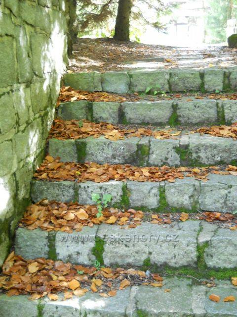 schody do svetla