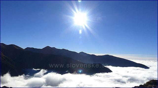 Mlha v Jalovecké dolině