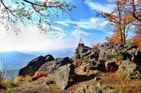 Buková hora - vyhlídka