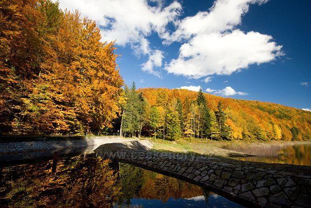 U Janovské přehrady