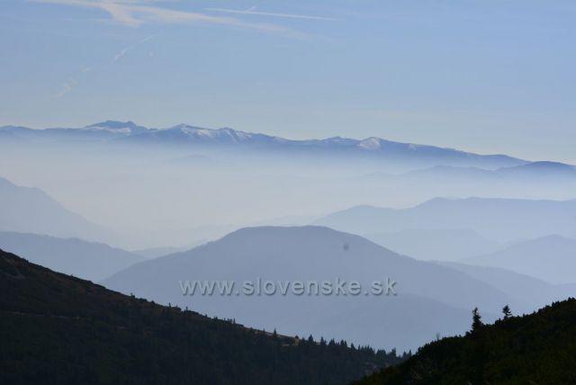Horizont Nízke Tatry
