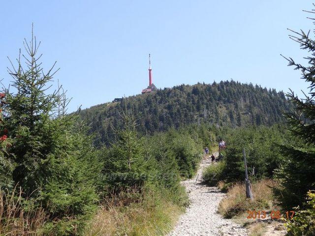 Beskydy, Lysá Hora léto 2013
