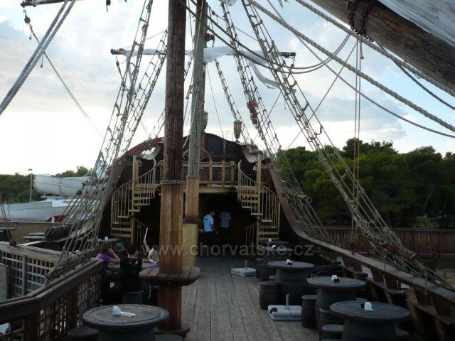 SOLARIS - na pirátské lodi