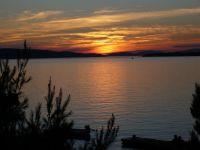 BRODARICA - západ slunce