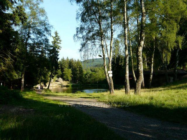 Lužické hory,Kytlice-lesní koupaliště