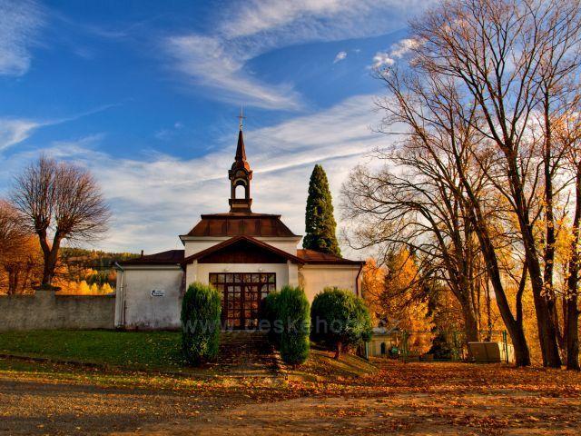 Místní hřitov - Tanvald - Šumburk.
