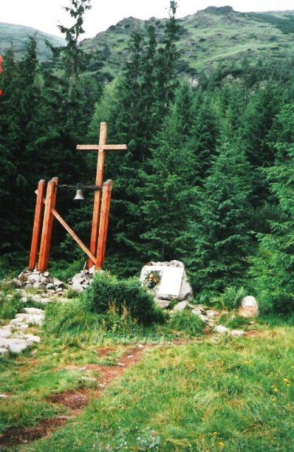 cintorín u Žiarske chaty