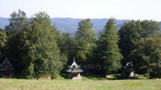 sv.Hostýn,Frýdlant nad Ostravicí,Oderské vrchy