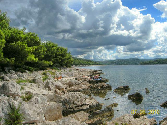 Jezera - moře před bouřkou