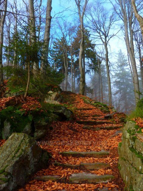 Čerchovské schody