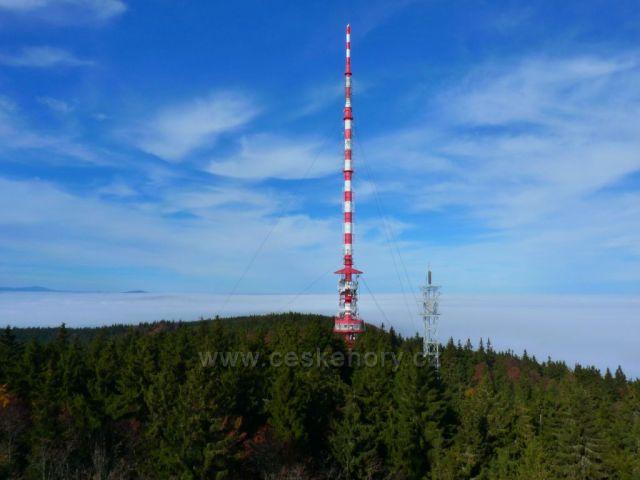 vysílač Kleť