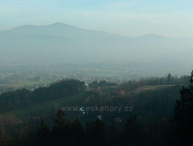 Lysohorská mlhovina