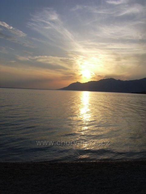 Slunce odchází....