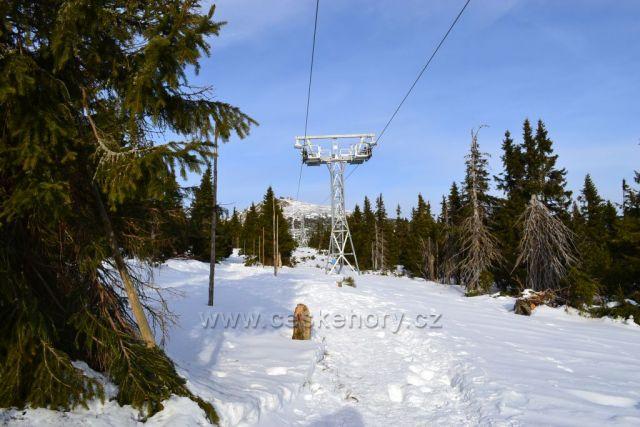 Lanová dráha na Sněžku