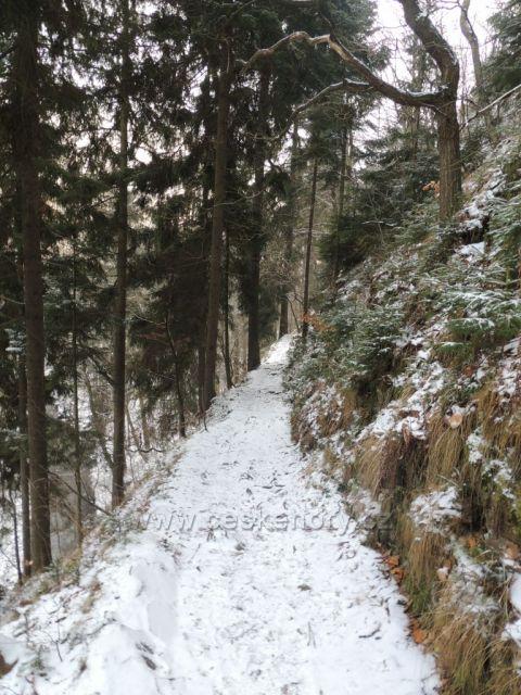 traverz Bezručovo údolí