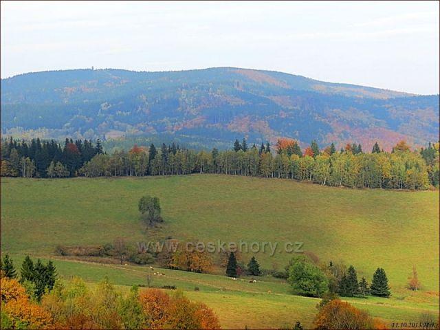 Borůvková hora