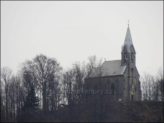 Kostel na Borovém u Žulové