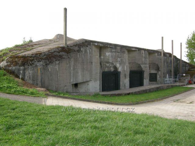 bunkry na Kladském pomezí
