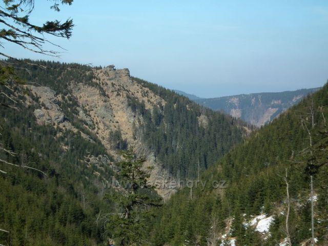 Cestou na Dlouhé Stráně-Medvědí hora