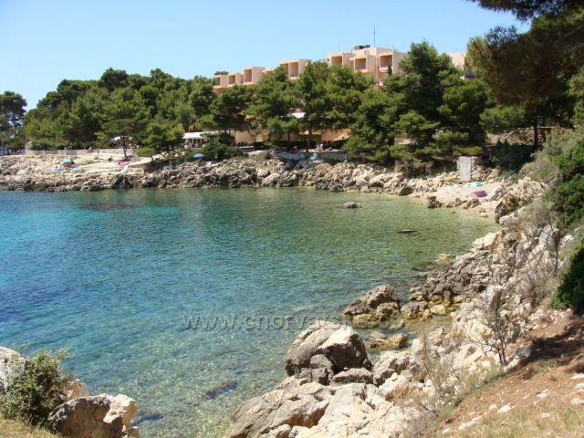 Ostrov Rab Suha punta